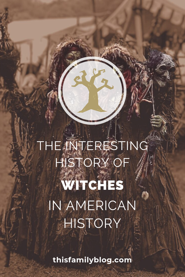 The Interesting Truth about Witches in American History